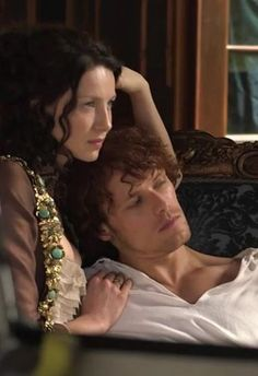 Outlander.  My new obsession.