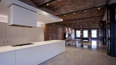 Loft de lujo en Manhattan. http://www.decorablog.com/loft-de-lujo-en-manhattan/