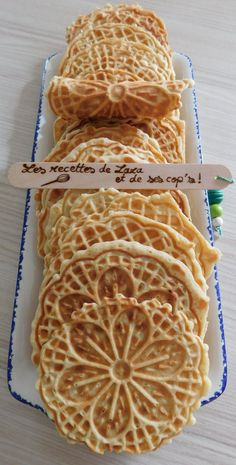 Yummy Cookies, Crepes, Tea Time, Mousse, Waffles, Cooking Recipes, Snacks, Breakfast, Beignets
