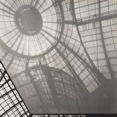 Max Dupain (Born Australia 1911, died 1992) Untitled (the glass dome of Grand Palais) 1978 From The Paris 'private' series