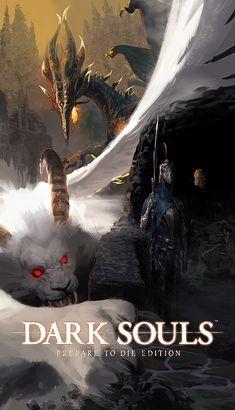 """""""Dark Souls: Prepare to Die"""" by kincept - Kinman Chan - CGHUB"""
