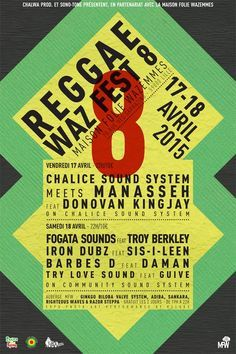 「reggae flyer」の画像検索結果