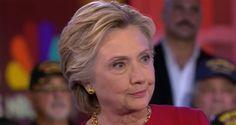 Clinton Back To Original Lie, No Classified On Server - Insanity Defense? (9/8/16)