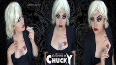 LA NOVIA DE CHUCKY HALLOWEEN 2015 Beauty HD