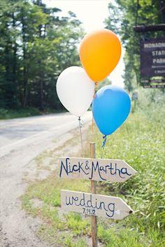 Casamento feito à mão: decoração