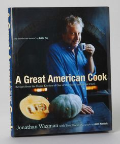 Take a look at this A Great American Cook Hardcover by Around the World: Cookbooks on #zulily today!