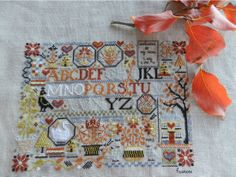 Violetta: a cross stitch lover: Sal
