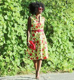 VOODOO VIXEN KEIRA DRESS | VINTAGE FASHION