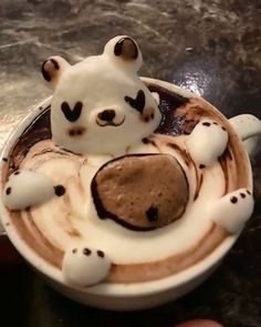 This Coffee Is Actually Sooo Cute! I love it! Coffee Latte Art, Coffee Love, Fresh Coffee, Tea Recipes, Coffee Recipes, Cappuccino Art, Café Chocolate, Good Morning Coffee, Food Fantasy