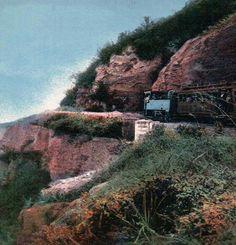 Antiguo boquerón del Ferrocarril ingles Caracas La Guaira. Inaugurado 1883 bajo el Mandato de Antonio Guzmán Blanco.