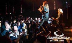 #Mannheim: Konzert von #Shakra und Crystal Ball #crystalball #crystalballrocks #dejavoodoo #hardrock #metal #swissband #live #stage #louis #7erclub Crystal Ball, Voodoo, Hard Rock, Stage, Tours, Crystals, Live, Concert, Metal