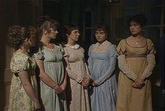 As irmãs Bennet de 1940 a 2005 | Enquete