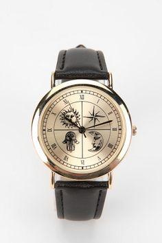 Zodiac Dial Watch