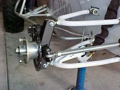 Plans for hubs, axles, and spindles?