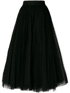 Polka Dot, Tulle Skirts, Shopping, Collection, Black, Style, Fashion, Swag, Moda