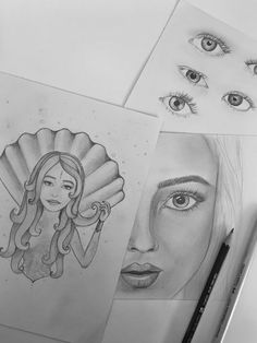 drawing all day ✨💫