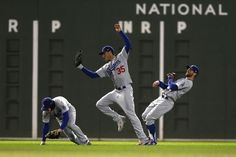 Cody Bellinger Photos Photos: World Series - Los Angeles Dodgers vs. Boston Red Sox - Game Two Boston Red Sox Game, In Boston, Cod 3, Cody Bellinger, Dodgers Baseball, Fenway Park, Boston Massachusetts, Los Angeles Dodgers, World Series