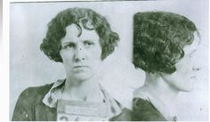 Vivian Chase's mug shot Wichita, KS
