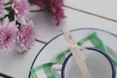 5 Ideas para decorar la mesa (A mesa puesta) | http://www.conbotasdeagua.com/5-ideas-para-decorar-la-mesa/