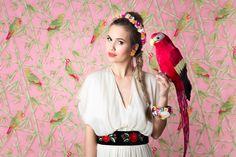 Ss16, Tropical, Lady, Collection, Fashion, Moda, La Mode, Fasion, Fashion Models