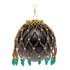 Noelle Ornament | Fusion Beads Inspiration Gallery