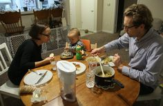 Today's husbands and fathers are pulling more of their weight with housework and child care, yet women still do more.