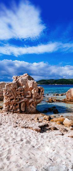 Salinas Beach, Ibiza, Spain