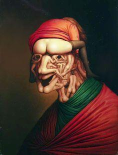 Faces of illusion http://optischeillusies.blogspot.nl/2013/04/optisch-gezichtsbedrog.html