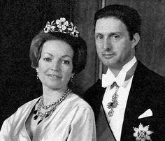 Diane Duchess of Wurtemberg nee Princess of France.