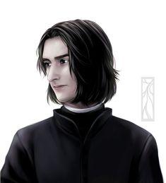 Snape by Kotikomori on DeviantArt