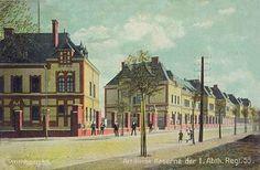 Artillerie Kaserne der 1. Abtl. Regt. 55., 1906