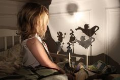 Moulin Roty Shadows Puppet Show Castle Shadow Art, Shadow Play, Diy For Kids, Crafts For Kids, Kids Fun, Puppet Tutorial, Puppets For Kids, Decoupage, Toddler School