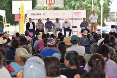 Entrega SAGARPA y SEDAPA  apoyos de siniestros agropecuarios por 65 mdp