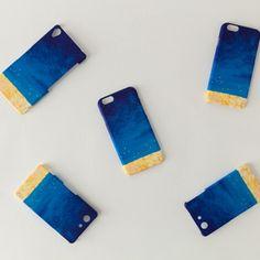 iPhone/Galaxy/Xperia Case「藍色の、空」