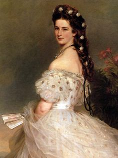 Stunningly beautiful, Austrian Empress Sisi was a legendary beauty who left behind a heritage of skincare and haircare that is indispensable even today.