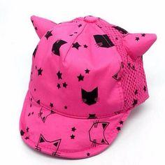Cute Cat Cap #cutecats