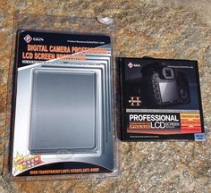 GGS LCD Screen Protector – Real vs Fake (Nikon D800).  Comparing two different GGS protectors from the same Amazon seller. Professional Digital Camera, Nikon D800, Amazon Seller, Screen Protector, Tech, Photography, Tecnologia, Photograph, Fotografie