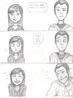 Weird Families... by Bonka-chan