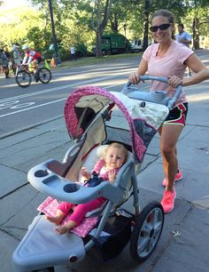 How to Calculate Calories Burned Running With a Jogging Stroller- I'm not a big calorie counter but I have been curious when running with the stroller.