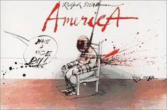America by ralph steadman