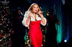 Mariah Carey y otros famosos, preparados para la Navidad