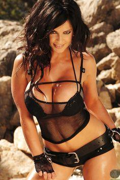 Sexy Denise Milani