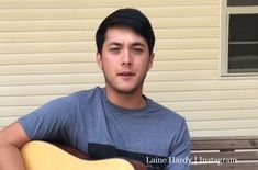 laine Hardy is busy these days. What's our fav #AmericanIdol contestant up to? Find out about #LaineHardy events, live appearances, social pages, where you can stream his covers, and more!