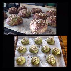 Broccoliboller/blomkålsboller