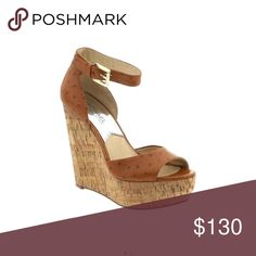 NWT Michael Kors Ariana Wedge NWT never worn but does not come with box. Michael Kors Shoes Wedges