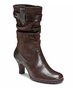 A2 by Aerosoles Brown Sleep Tight Boot | zulily