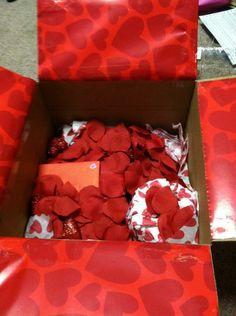 Valentine's day package #deployment