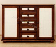 Wood furniture, waxed furniture. Poland manufacturer.