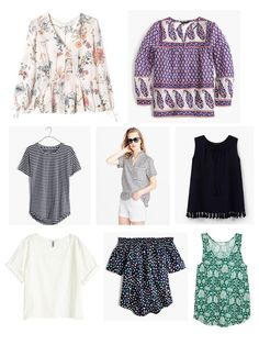 434f81cbbb69 Putting Together a Summer Wardrobe Capsule  What to Wear This Season