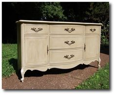 French-Provincial-Buffet-From-Belle-Cottage-Studo-On-Etsy.jpg 500×414 pixels